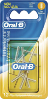 ORAL B Interdentalbürsten NF fein 2,7 mm