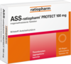 ASS ratiopharm Protect 100 mg magensaftr.Tabletten